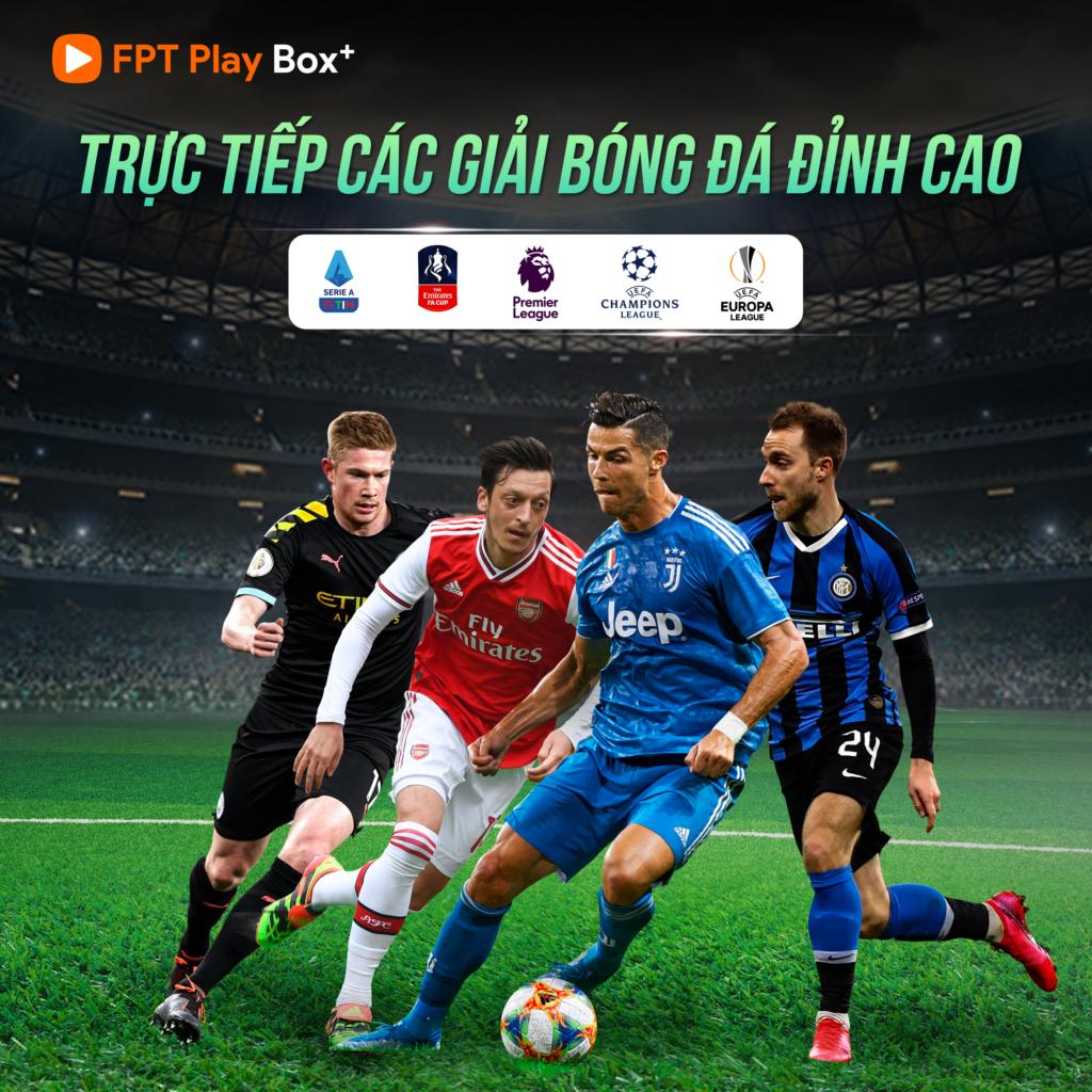 FPT PLAY BOX+ Chính Hãng FPT - Tivi Box Mạnh Nhất Tại Việt Nam